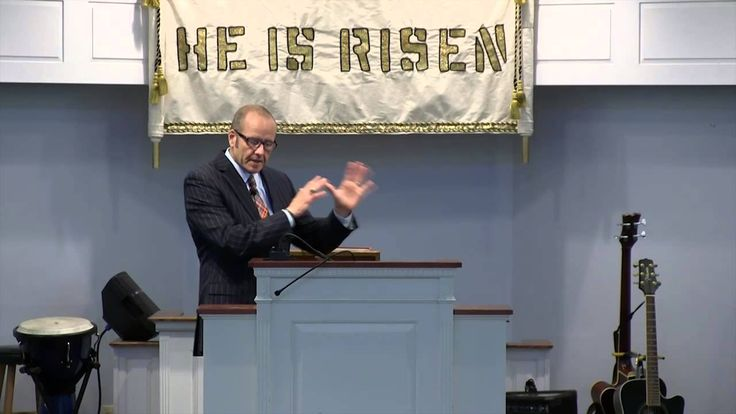 Pastor Mike Abendroth - Sola Scriptura and Mysticism 2