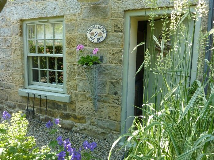 Lavender Cottage near Whitby  ~ lovingly repinned by www.skipperwoodhome.co.uk