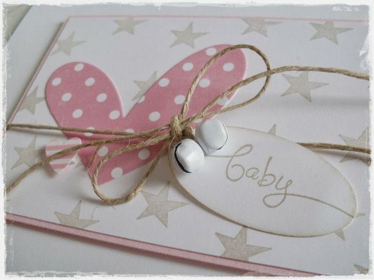Carolas Bastelstübchen: Passend zu den Babyalben...........