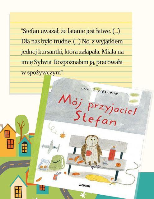 Mała czcionka: Mój przyjaciel Stefan