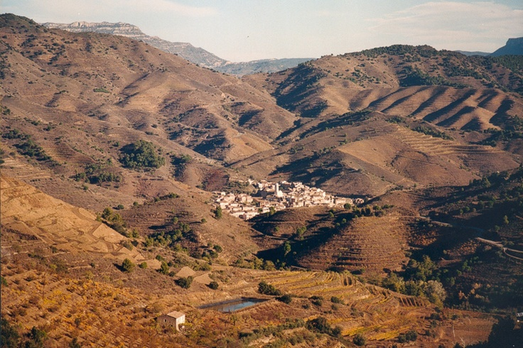Porrera ::: CELLER VALL LLACH | PRIORAT ::: Dreaming I was there today.