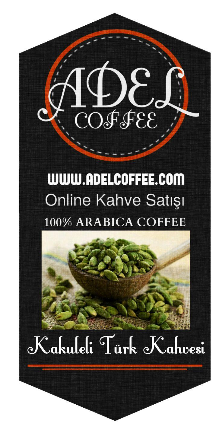 KAKULELİ TÜRK KAHVESİ http://adelcoffee.com/shop/kakuleli-turk-kahvesi/