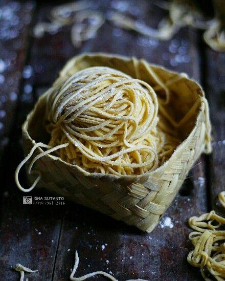 Pumpkin Noodles
