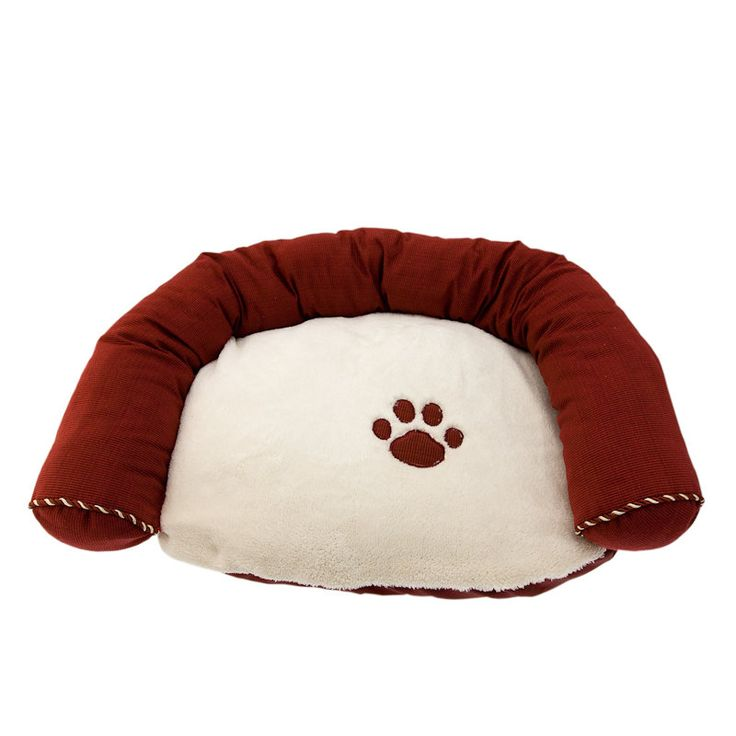 Deluxe Pet Armchair Bed. Dimensions: 30 x 22cm (Approx.)