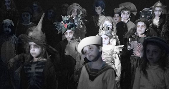 PAY THE GHOST ecco NICOLAS CAGE nel primo Halloween-movie della stagione