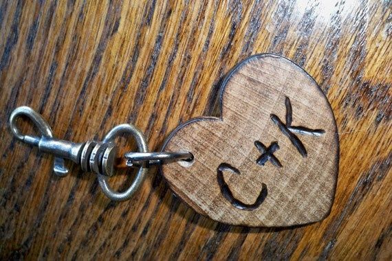 keychain as gift for him