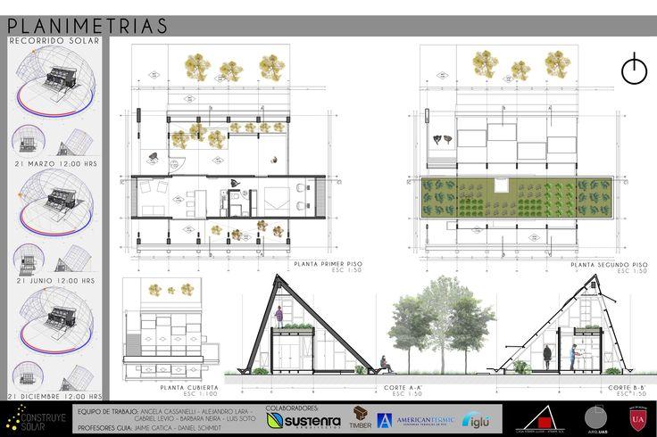 Galería - Construye Solar: Casa Atrapa Lluvia - Atrapa Sol, vivienda sustentable en una ciudad contaminada - 17