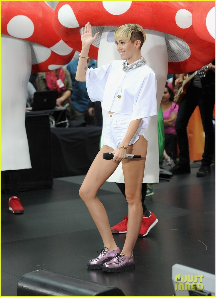 miley cyrus today show photos just jared  | ... Today Show' Performance Videos & Pics! | Miley Cyrus Photos | Just