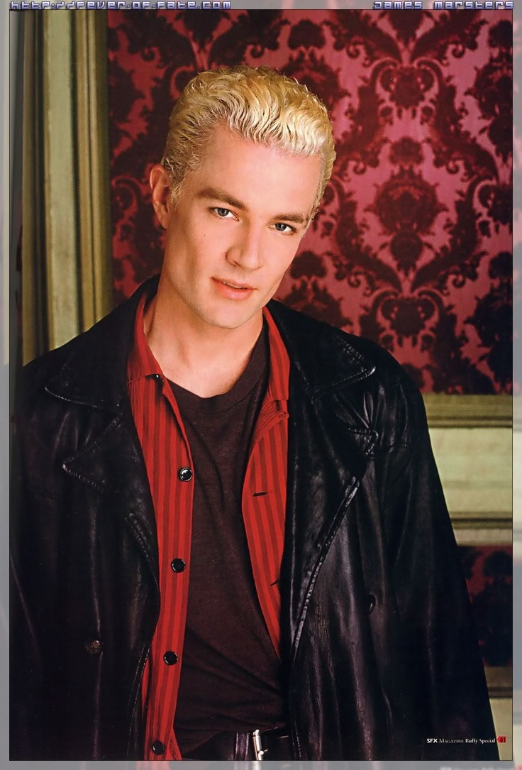 Spike was the vampire I loved to hate