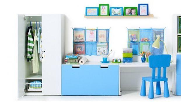 Le camerette Ikea per bambini e ragazzi più facili da comporre