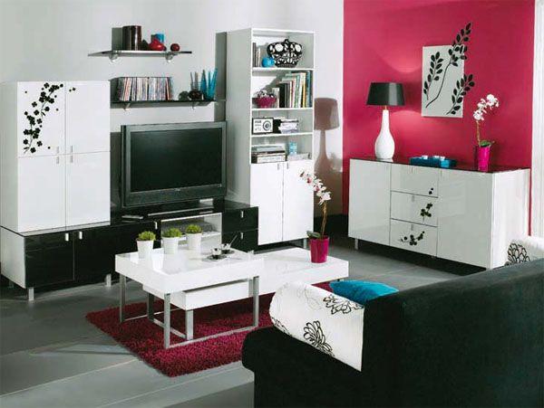 Delicieux Quelles Couleurs Choisir Pour Un Petit Appartement ? CoinSalonsDeco Salon