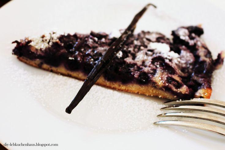 Köstliches Blaubeerpfannkuchen Rezept: Gesunde Pfannkuchen mit Blaubeeren können mit diesem Blaubeerpfannkuchen Rezept schnell und einfach gebacken werden.
