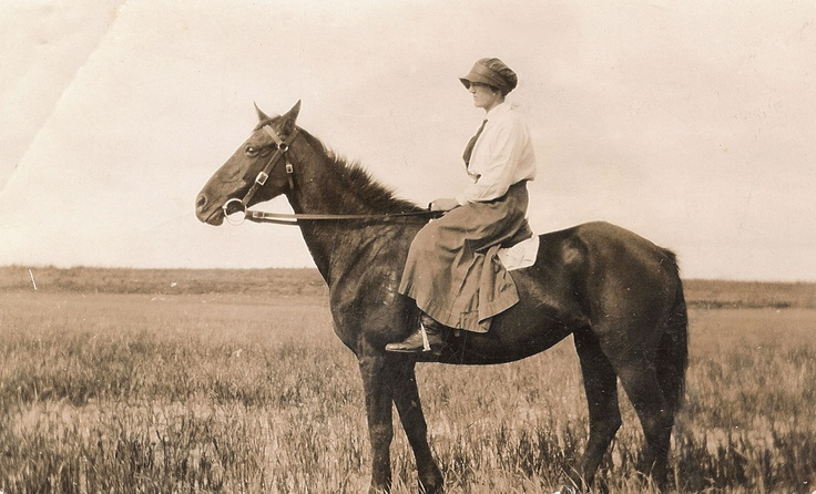 80 years ago on 24 November 1932 Mrs Vi Johnson was elected to the position of secretary of Carnamah's branch of the Country Women's Association (CWA), which had been formed the previous year. She is strikingly pictured here on horseback.