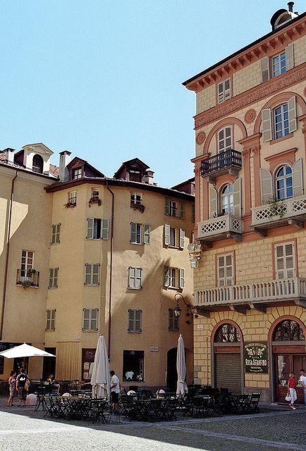 Piazza della Consolata, Torino