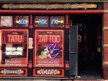 Chicago's Best Tattoo shops