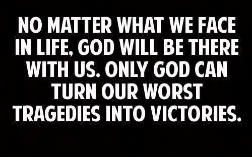 God Is Always There For Us.