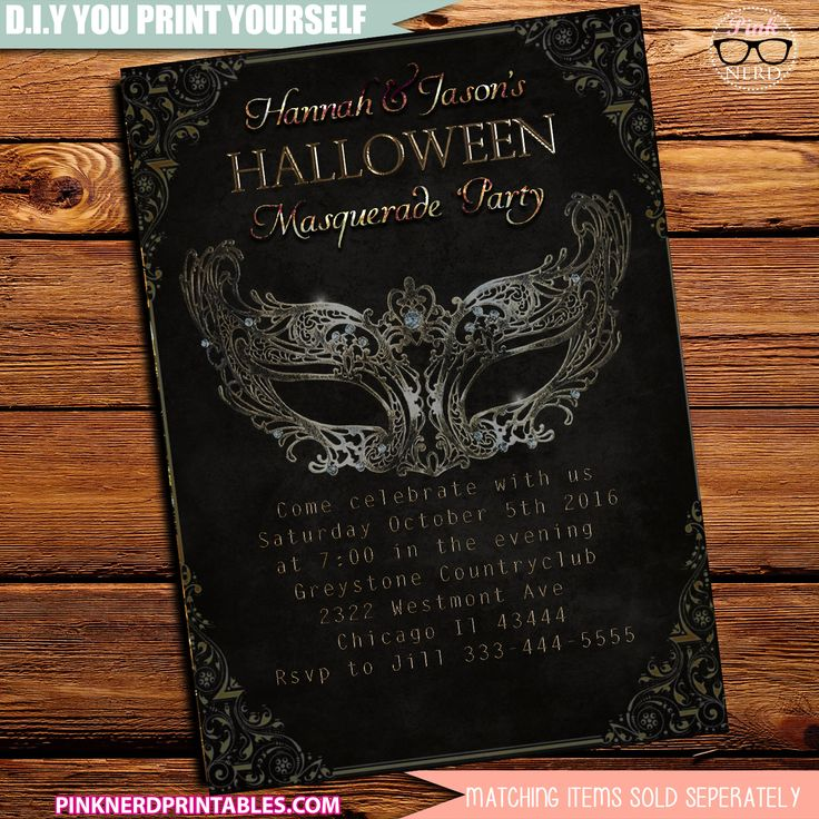 The 25+ best Halloween invitations kids ideas on Pinterest ...