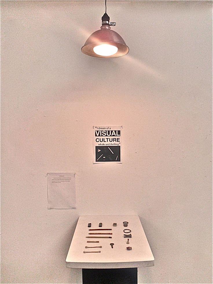 """Visual Culture"" // Ashley Opperman / Ceramics"