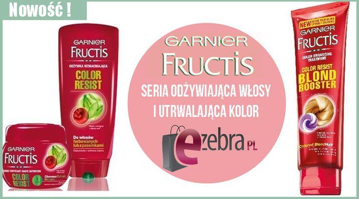 #garnier #kosmetyki #włosy #długiewłosy  http://ezebra.pl