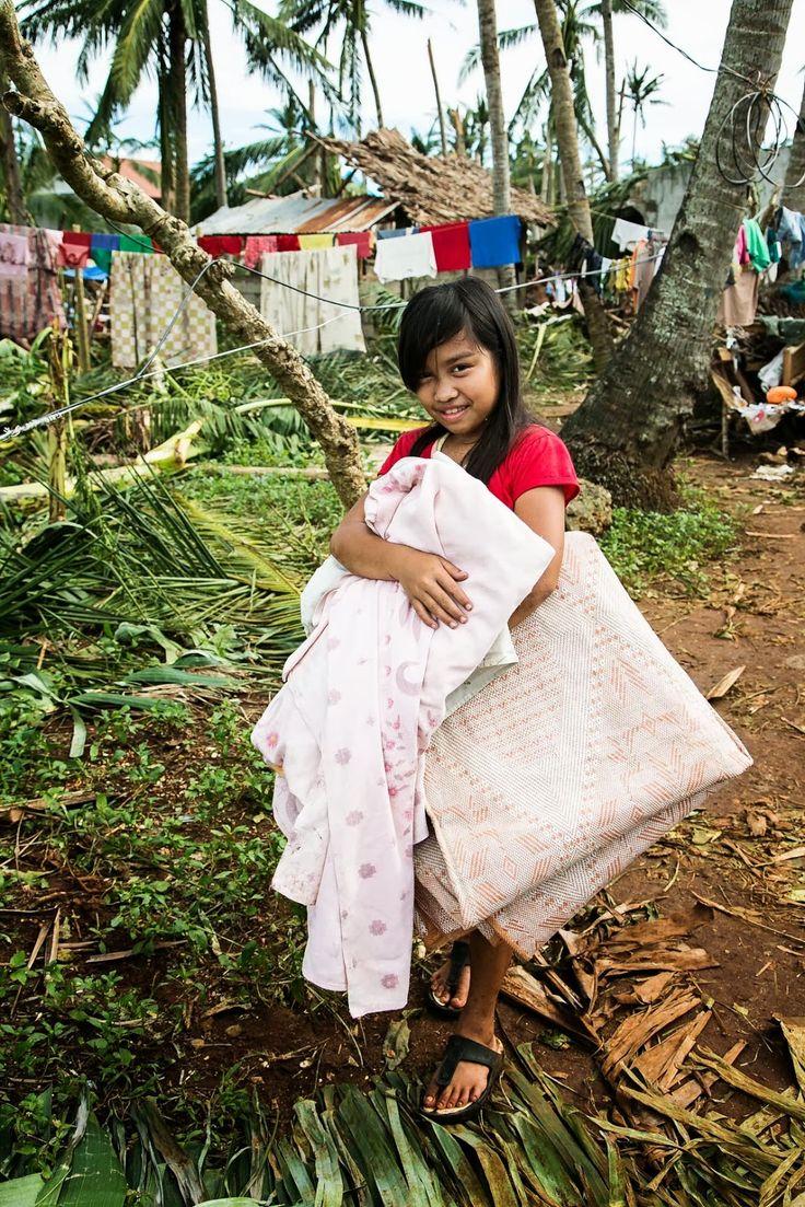 - Marikaban po tajfunie Haiyan aka Yolanda