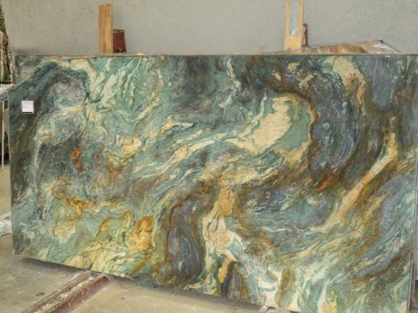 Louis Blue Granite Slab.... I'm in LOVE!!!!