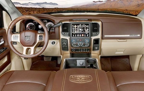 Dodge Laramie Interior In 2020 Dodge Ram Truck Interior Dodge