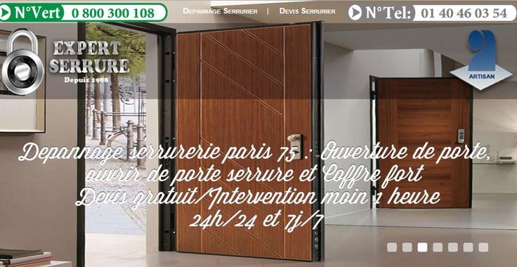 14 best Ouverture de porte 94/0140460354 images on Pinterest - porte d entree tarif