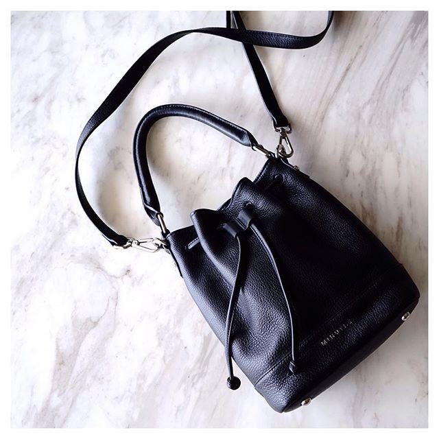 Bucket bag available for pre-order. www.minutiae.com.au @minutiae_au #minutiae #inthedetails #leather #essential #minimal #Australian #luxury