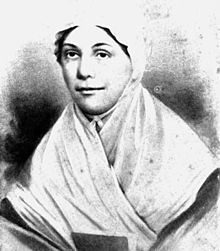 Sarah Allen (Mother Allen); 1764–1849) was an American abolitionist and missionary for the AME Church. She is known within the Church as The Founding Mother. Born a slave, when she was eight she was sent to Philadelphia, no longer enslaved as of 1800 when she met Richard Allen. The family purchased property for $35 in Philadelphia.which would become the founding African Methodist Episcopal Church. The family hid and cared for runaway slaves and their home was a part of the Underground…