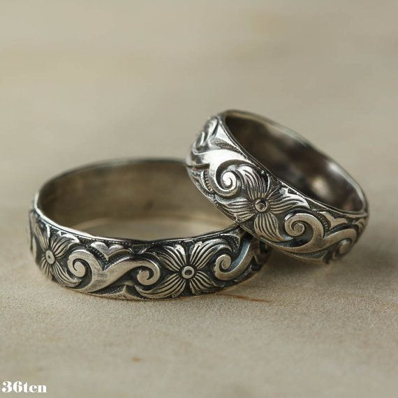 Hey, I found this really awesome Etsy listing at https://www.etsy.com/listing/66316029/art-deco-ring-wedding-ring-sterling