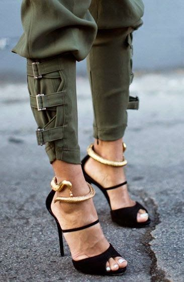 Love! Giuseppe Zanotti Pencil Heels