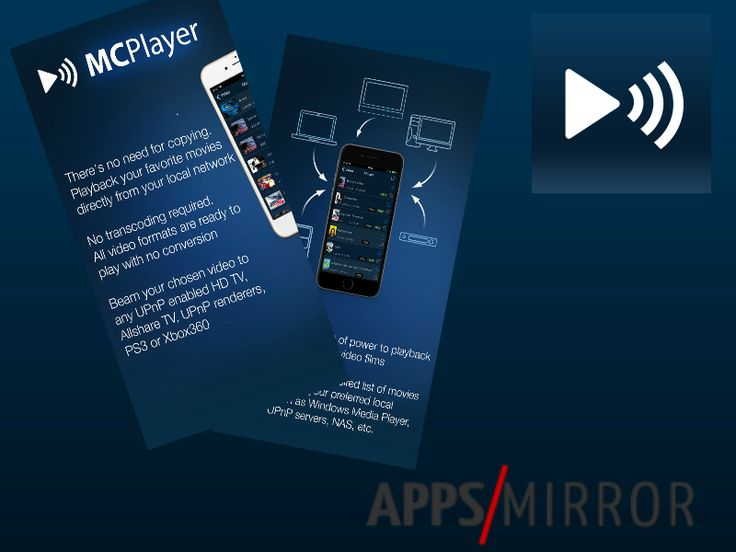 MCPlayer #HD wireless #video player #app and #streamer for #iPad and #iPhone has been #reviewed. (scheduled via http://www.tailwindapp.com?utm_source=pinterest&utm_medium=twpin&utm_content=post32734564&utm_campaign=scheduler_attribution)