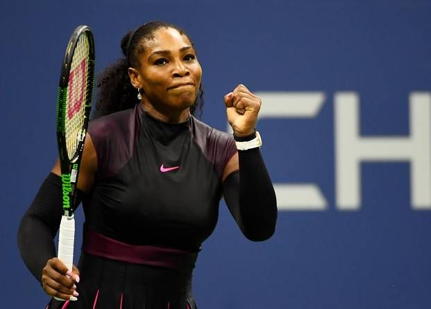 Serena Williams just addressed the policing controversy in a powerful Facebook post
