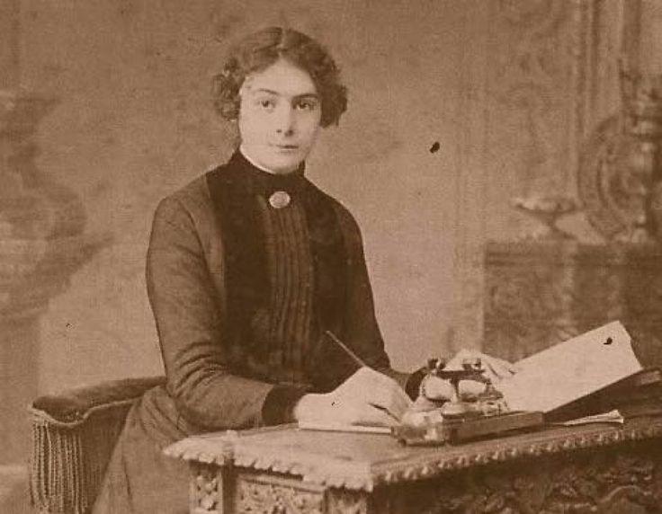 İlk gazeteci/ ittihat ve terakki üyesi Selma Rıza Feracali