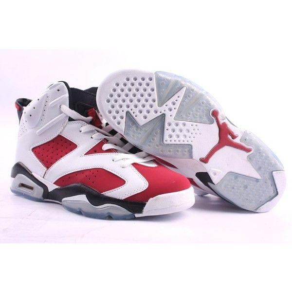 f6c0110fc669 ... 9 Retro Air Jordan VI 6 Retro Countdown Pack White Red Black Air Jordan  6. ...