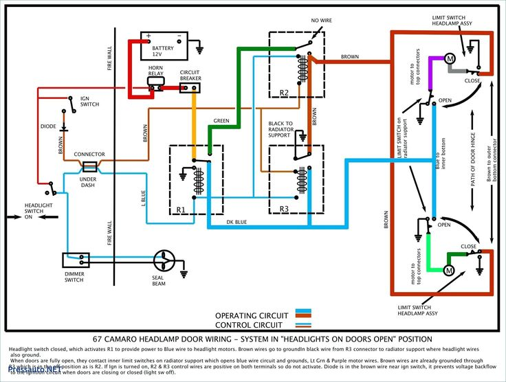Unique Winch Contactor Wiring Diagram In 2020