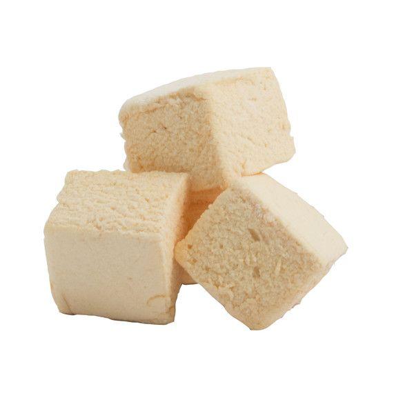 Hand made Passionfruit marshmallow. Bennetts of Mangawhai.