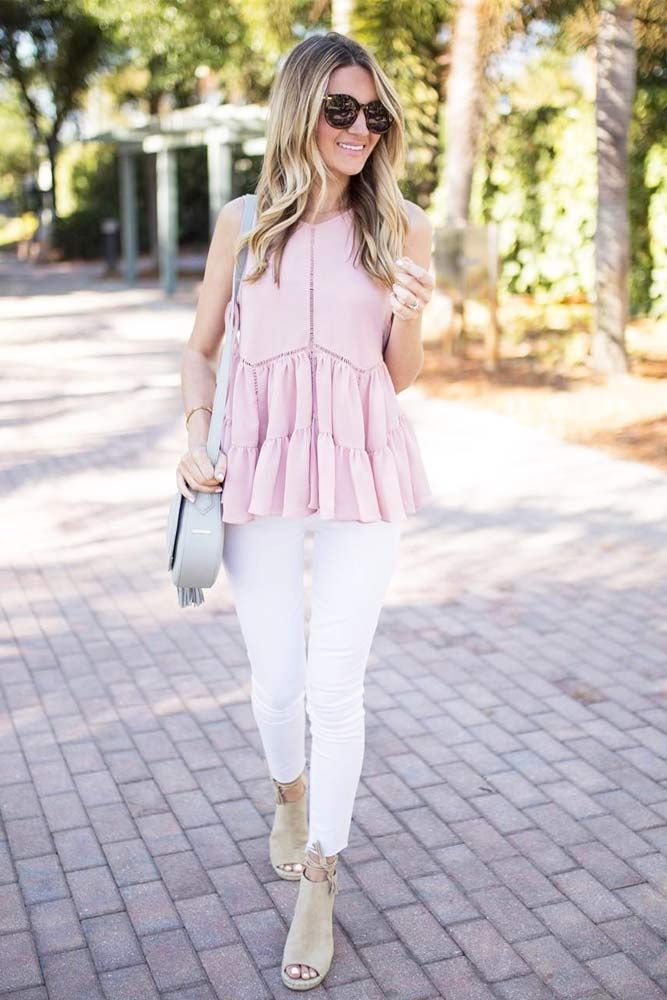 Best 25+ Casual brunch outfit ideas on Pinterest   Weekend wear Comfortable flip flops and Jean ...