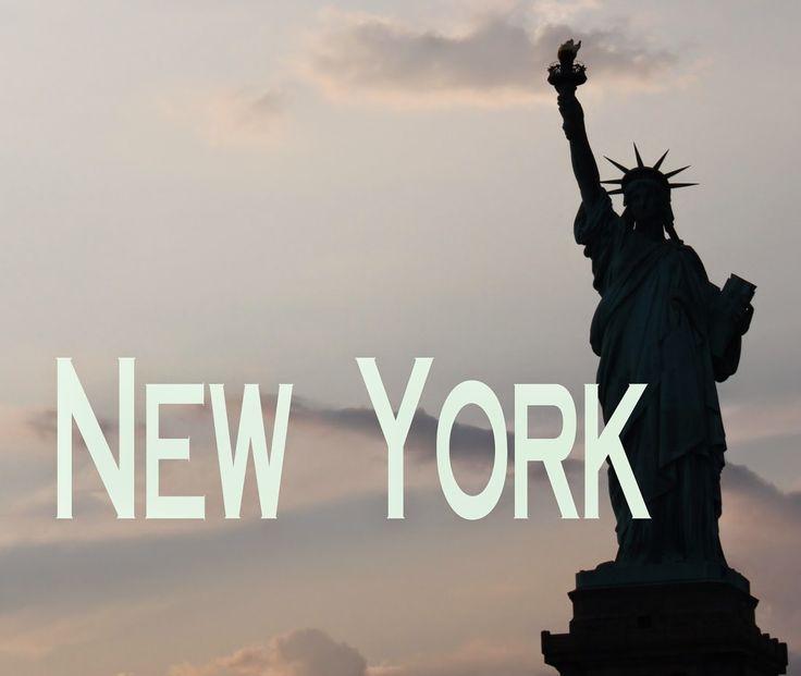 Coup de coeur pour la belle ville de NY!