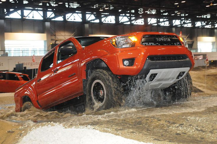 2015 Toyota Tacoma TRD Pro Redesign and Price