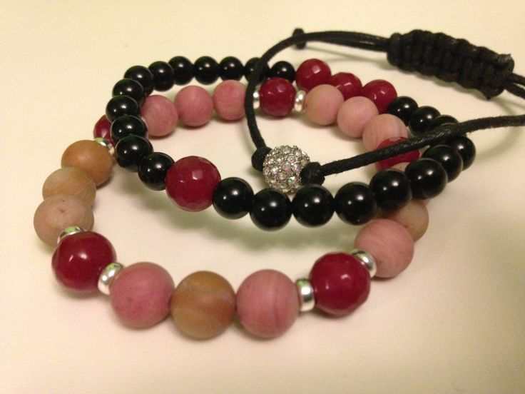 Chios jewelry. Bracelet jewelry. Charm bracelets. Natural stone. Made with love