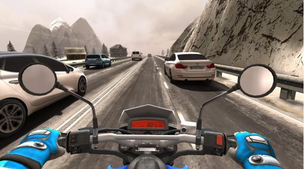 #Download #TrafficRider v1.0 APK #MOD #Android