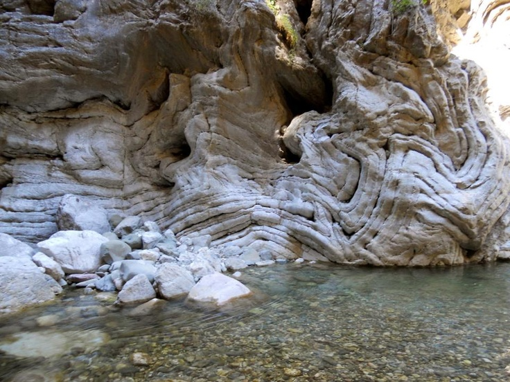 hiking in karpenisi, greece