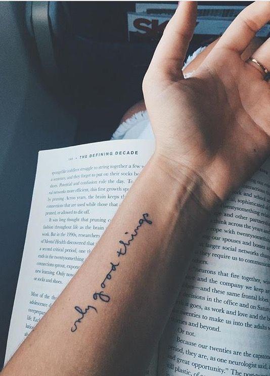 tattoos; Back tattoos; English short-sentence tattoos; Spinal tattoos; Tattoos Qu …