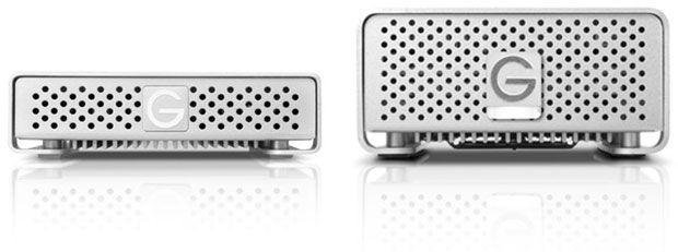 G-Technology updates G-Drive mini and G-Raid mini with 1TB HGST Travelstar hard drives