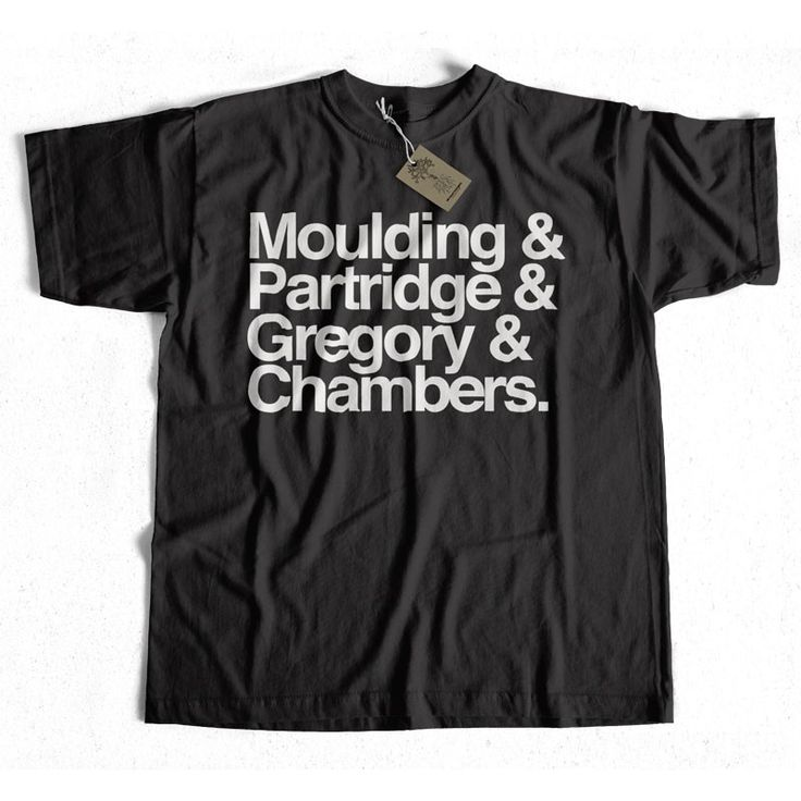 XTC tribute t shirt from Old Skool Hooligans - names!