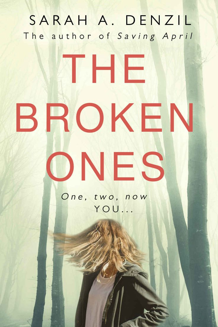 The Broken Ones  Kindle Edition By Sarah A Denzil Mystery, Thriller &