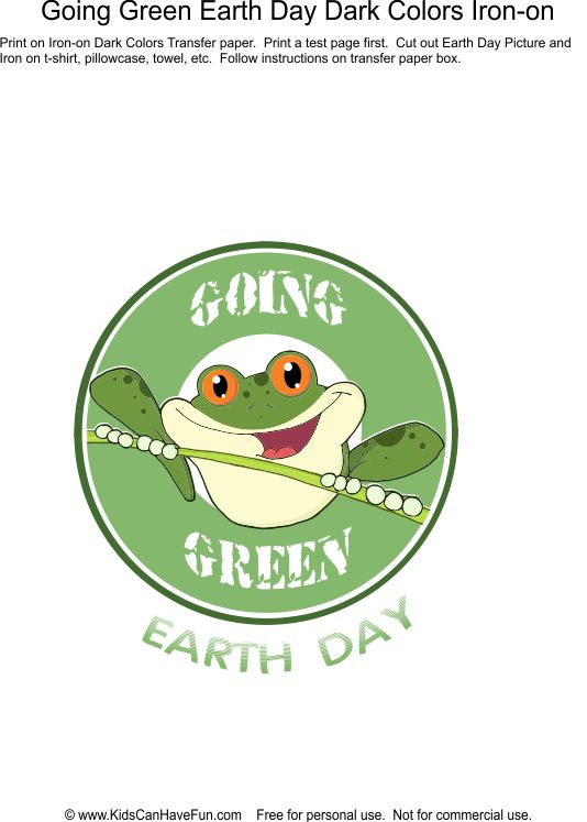 Essays on going green save the earth peace International