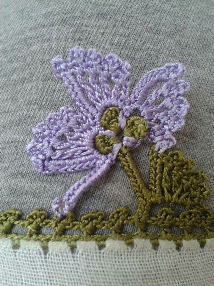 Orilla Crochet.