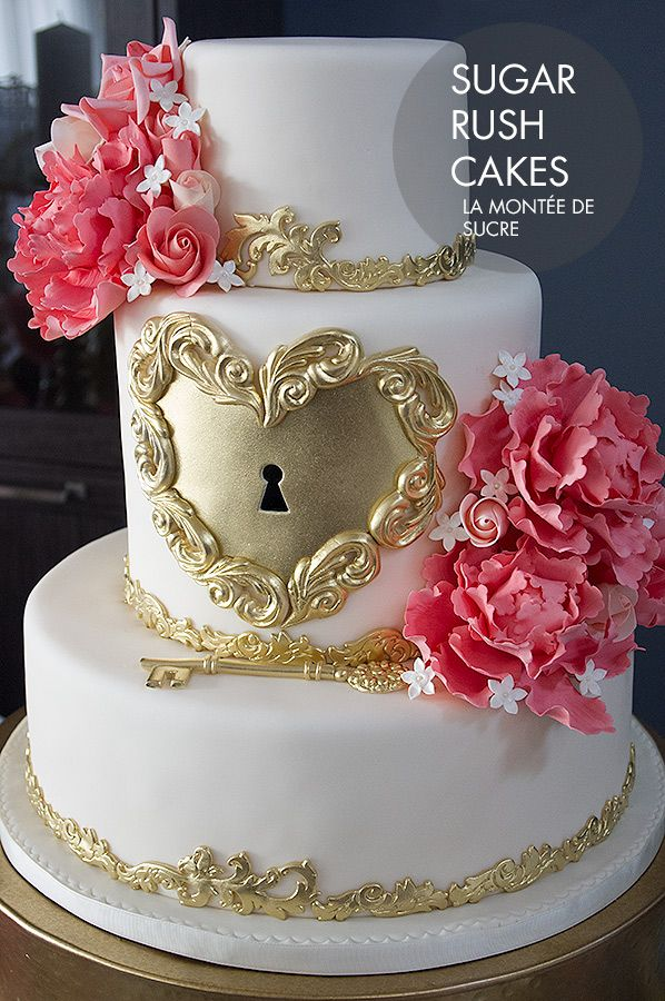 Best 25 Heart wedding cakes ideas only on Pinterest Pastel